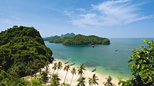 Bild aus Asien