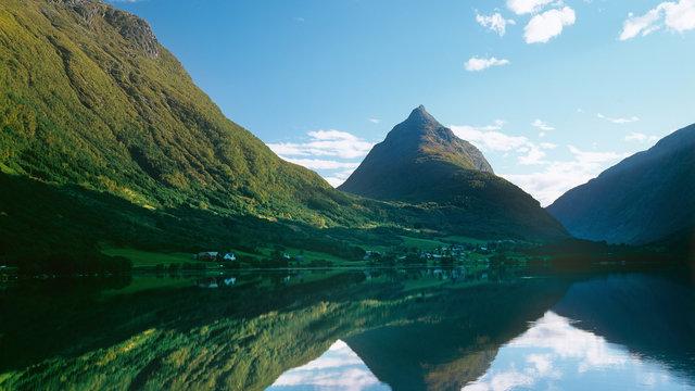 Bild aus Nordland
