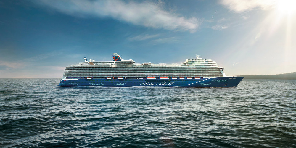 Mein Schiff 2 NEU